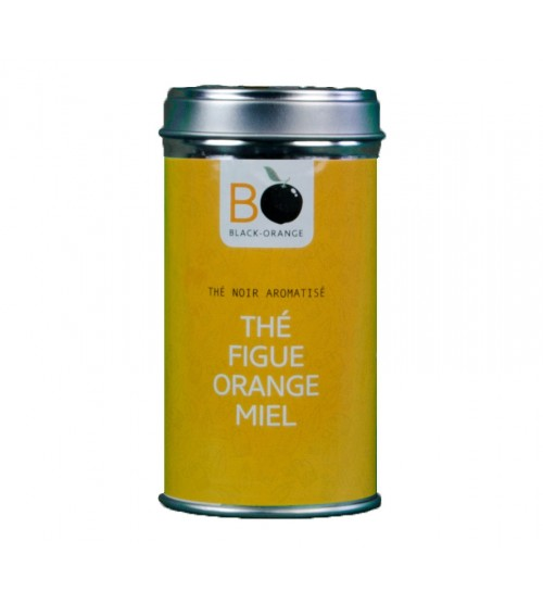 Thé Figue Orange Miel
