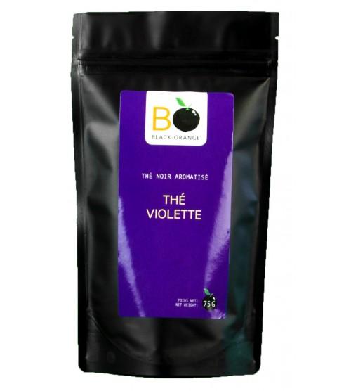 Thé violette en sachet