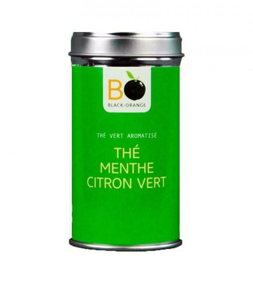 Thé vert menthe citron vert
