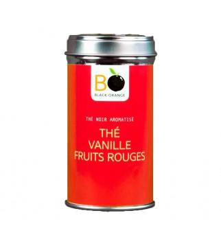 Thé Vanille Fruits rouges