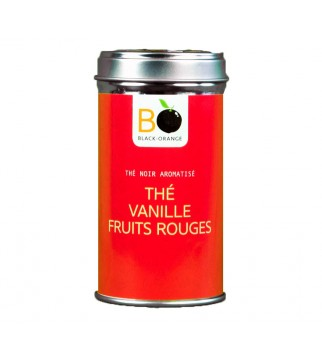 Thé Vanille Fruits rouges