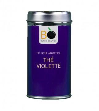 Thé violette